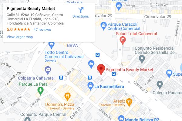 Direccion_Pigmentta_Beauty_Market